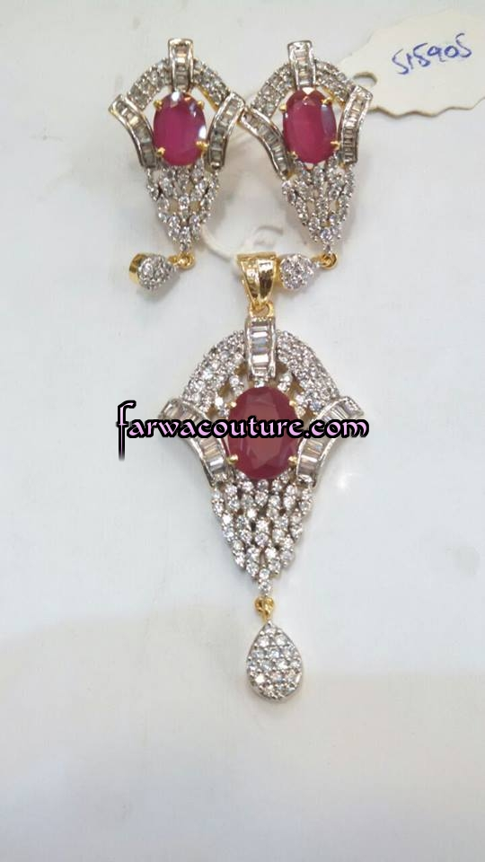 Jewellery Locket Sets 2014 | Pakistani Latest Fashion & Designer ...