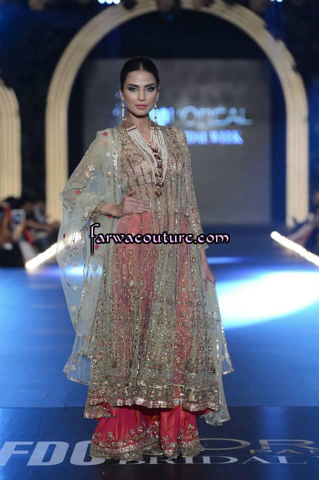 Style360 Bridal Dresses For February 2015 Pakistani