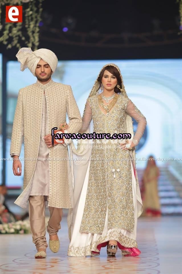 Style360 Bridal Wear For October 2014 Pakistani Latest